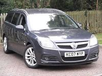 Vauxhall Vectra 1.8i VVT SRi Nav Exterior Pack**PSH**COLOUR SAT NAV**SRi ALLOYS
