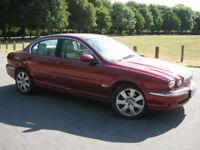 2004 54 REG Jaguar X-TYPE 2.0D SE