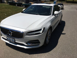 2017 Volvo S90 T6 Inscription Sedan w/Polestar & +++options!