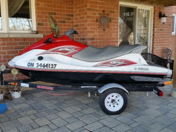 Used 2011 Yamaha Waverunner VX 3 Seater