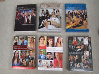 Coffrets DVD Gossip Girl L'élite de New-York saison 1 à 6