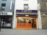 Large Shop Available Located Only 5 Min Walk to Shoreditch Station *TO LET*