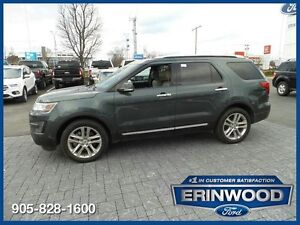 2016 Ford Explorer Limited4WD