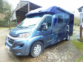 Fiat Moto-Trek X-Cite EB Elite Luxury Motorhome with SLIDE OUT.