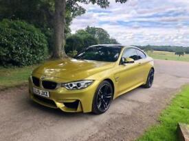 BMW M4 3.0 ( 425bhp ) ( s/s ) M DCT 2015MY M4