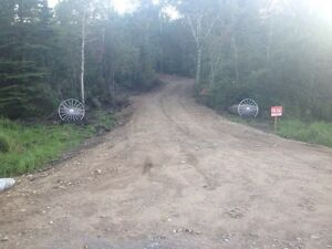 5 acre building lot for sale in Lappe