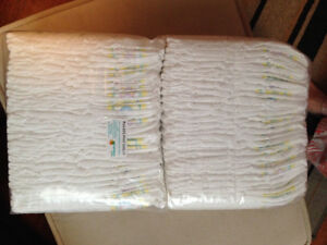 Size 2 Pamers Swaddlers (54 diapers) - St. Thomas