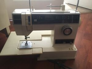 2 sewing machines for sale