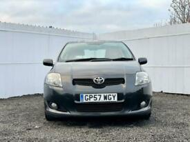 2007 Toyota Auris 2.2 D-4D T180 5dr HATCHBACK Diesel Manual