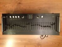 ADC stereo frequency equalizer SS2 mark 1