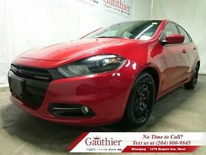 2014 Dodge Dart SXT w/Sunroof *Winter Tire Package Included*  -