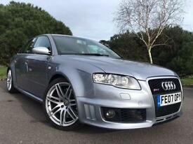 Audi RS4 4.2 Quattro 4dr PETROL MANUAL 2007/07