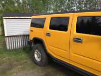 2006 h2 Hummer Certified
