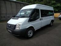 Ford TRANSIT 135 T350 RWD BUS 14 SEATS M2 4 DOOR HDT