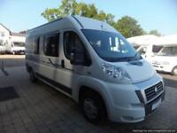 Adria twin Campervan For sale Two berth