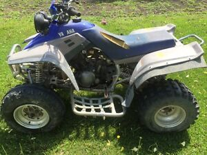 1998 Yamaha warrior