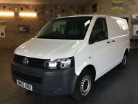 Volkswagen Transporter 2.0TDi 62 REG ( 102PS ) SWB NEW SHAPE