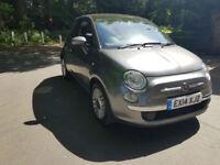 £119 PER MONTH 2014 FIAT 500 1.2 ( 69bhp ) LOUNGE S/S - 3 DOOR PETROL