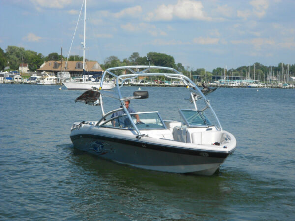 2008 Correct Craft Super Air Nautique