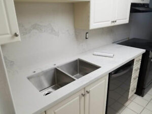 Marble. Quartz & Granite Countertops + FREE SINK 416-533-3355