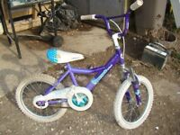 "16"" Supercycle Kidz bike"