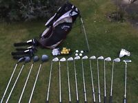 Callaway golf clubs x20 and xhot