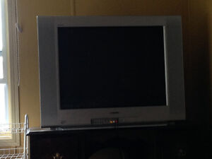 FREE Large SONY TV!