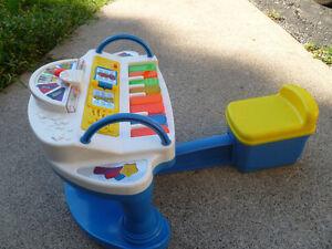 Baby Piano and Baby Station