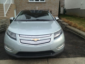 2012 Chevrolet Volt Berline