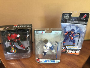 Various McFarlane Hockey Figures LOT