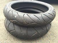 Michelin Pilot Sport Superbike Tyres