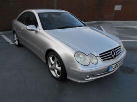 (05) 2005 Mercedes-Benz CLK200 Kompressor 1.8 auto Avantgarde F/S/History