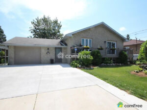 OPEN HOUSE  - BEAUTIFUL HOME FOR SALE IN CALEDONIA - INLAW SUITE