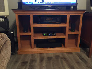 Solid Entertainment/TV Stand