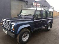 1989 Land Rover Defender 110 3.5 V8 Petrol County Station Wagon *USA EXPORT*