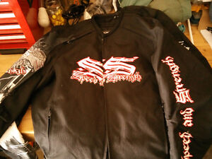 Speed And Strength Motorcyle Jackets Size L