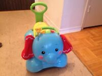 Fisher-Price Riding Elephant