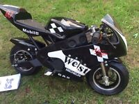 Mini Moto 49cc racing bike