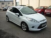 2011 Ford Fiesta 1.6TDCi ( 95ps ) DPF Zetec S Finance Available