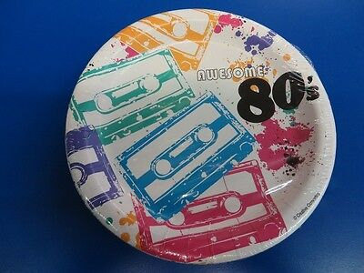 80's Decades Totally Awesome Cassette Retro Theme Party 7