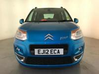 2012 CITROEN C3 PICASSO EXCLUSIVE HDI DIESEL PARKING SENSORS SERVICE HISTORY
