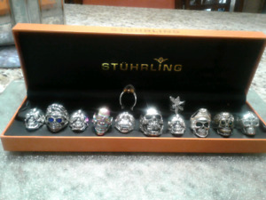 Scull rings