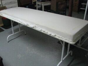 Table à massage