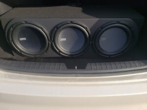Car Stereo System For Sale (reduced price)