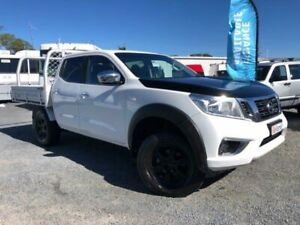 2016 Nissan Navara NP300 D23 RX (4x4) White 7 Speed Automatic Double Cab Utility Currumbin Waters Gold Coast South Preview