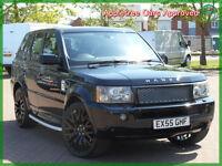 2005 (55) Land Rover Range Rover Sport 4.2 V8 Supercharged
