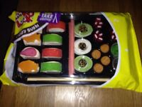 Sushi candy sweet pack