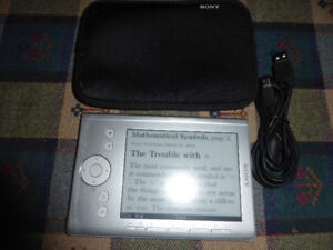 Sony EReader (non-touch)