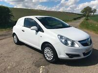 Vauxhall Corsavan CDTi 2010, FINANCE AVAILABLE/////////////