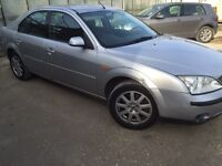 Ford Mondeo ready to drive away